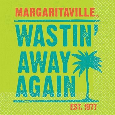 Margaritaville Beverage Napkins (16)