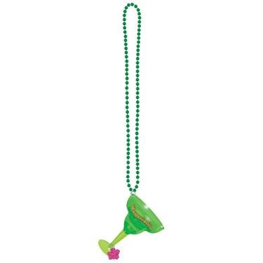 Margaritaville Drink Necklace