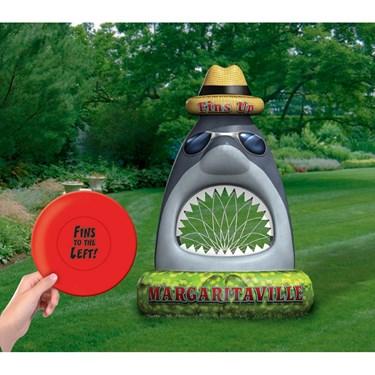 Margaritaville Inflatable Shark Toss Game