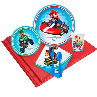 Mario Kart Wii 24 Guest Party Pack