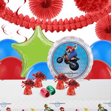 Mario Kart Wii Deco Kit