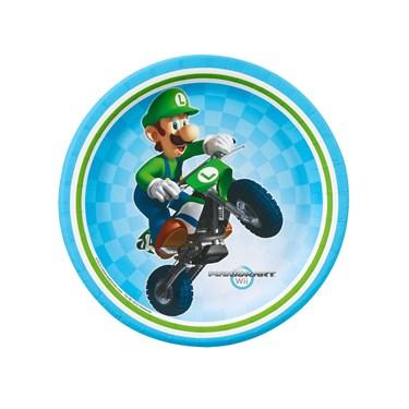 Mario Kart Wii Dessert Plates