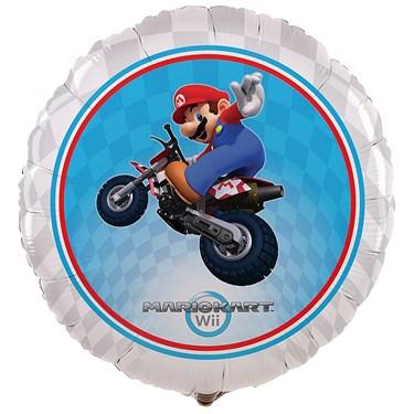 Mario Kart Wii Foil Balloon