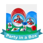 Mario Kart Wii Party in a Box For 8