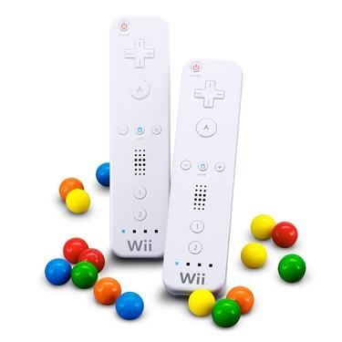 Mario Kart Wii Remote Gum Tin