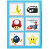 Mario Kart Wii Sticker Sheets
