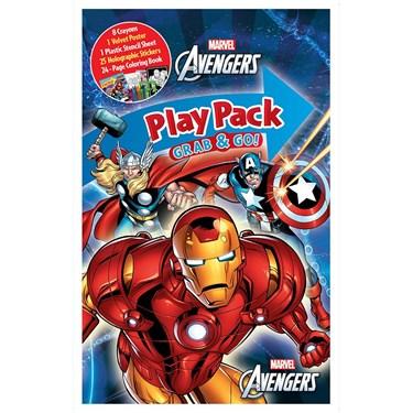 Marvel Avengers Playpack Activity Set (Each)