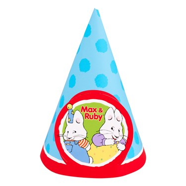 Max & Ruby Cone Hats