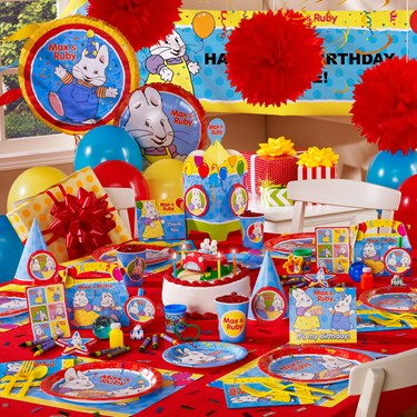 Max & Ruby Ultimate Party Pack