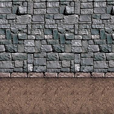 Medieval Dirt Floor Backdrop (1)