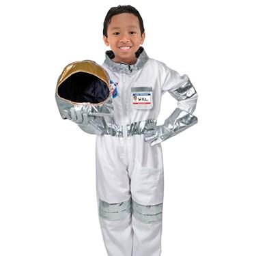 Melissa & Doug Astronaut Dress-Up Set