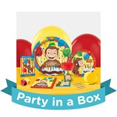 Curious George Party in a Box