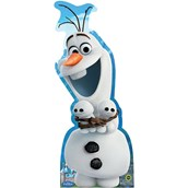 Disney Frozen Olaf and Snowgies Standup - 4'