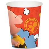 Peanuts 9 oz. Paper Cups (8)