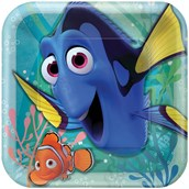 Finding Dory Square Dinner Plates (8)