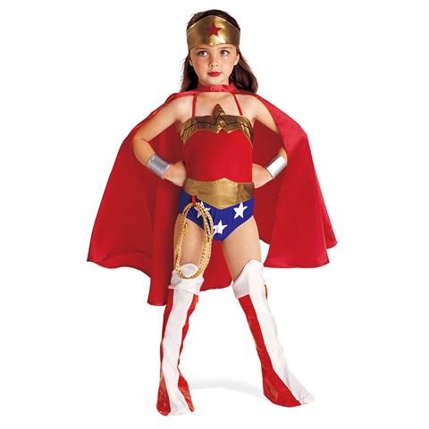 Wonder Woman Child Costume