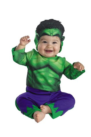 Baby Hulk Infant / Toddler Costume