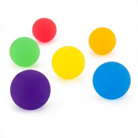 Neon Icy Bounce Balls Asst.