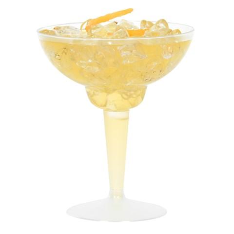 Plastic 12 oz. Margarita Glasses