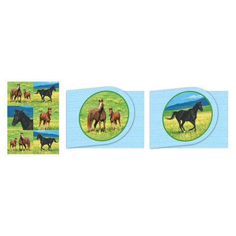 Wild Horses Notepads