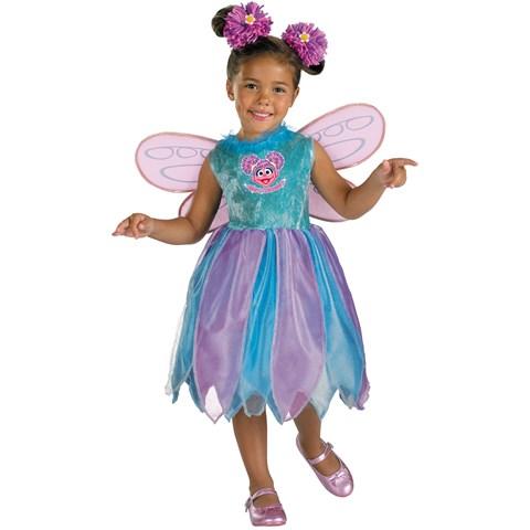 Sesame Street Abby Cadabby Toddler / Child Costume
