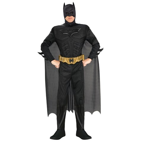 Batman The Dark Knight Rises Muscle Chest Deluxe Adult Costume