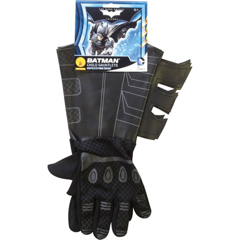 Batman The Dark Knight Child Gauntlet Gloves