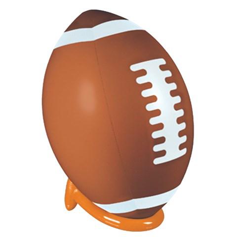 Inflatable Football and Tee