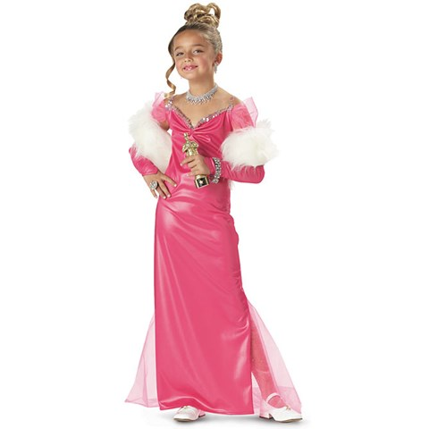 Hollywood Starlet Child Costume