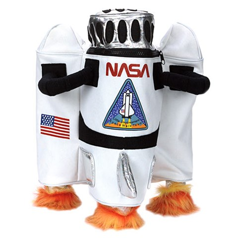 Astronaut Jetpack Backpack/Candypack