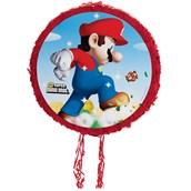 "Super Mario Bros. 18"" Pull-String Pinata"