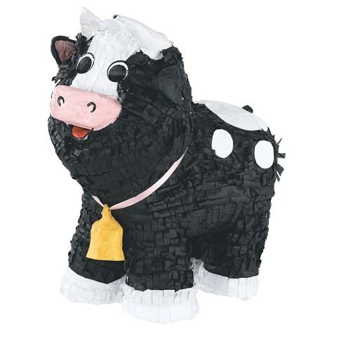 """Cow 18"""" Pinata"""