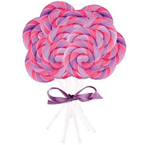 Pastel Swirl Lollipops (16)
