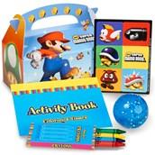 Super Mario Bros. Filled Party Favor Box