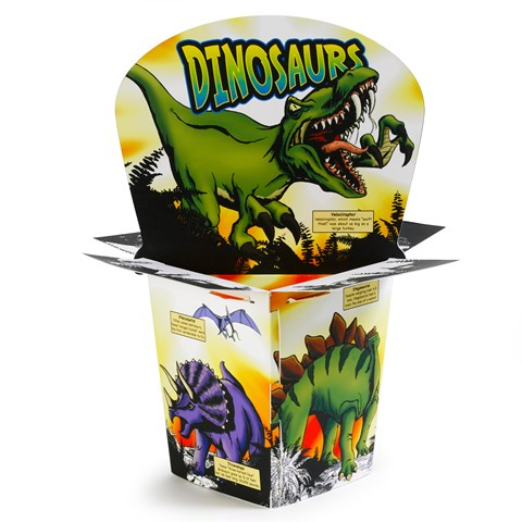 Dinosaurs Centerpiece