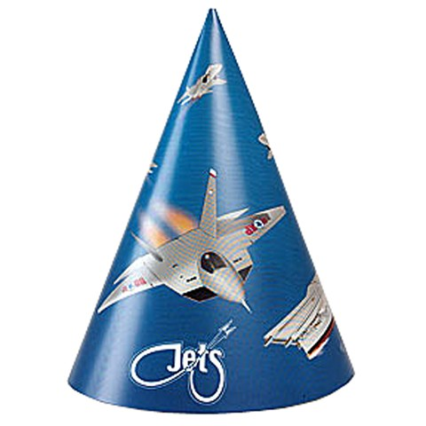 Jets Cone Hats