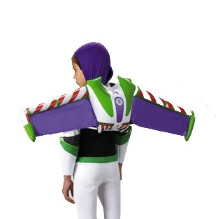 Toy Story Buzz Lightyear Inflatable Jetpack