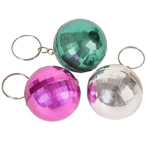 Disco Ball Keychains (12)