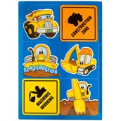 Construction Pals Sticker Sheets