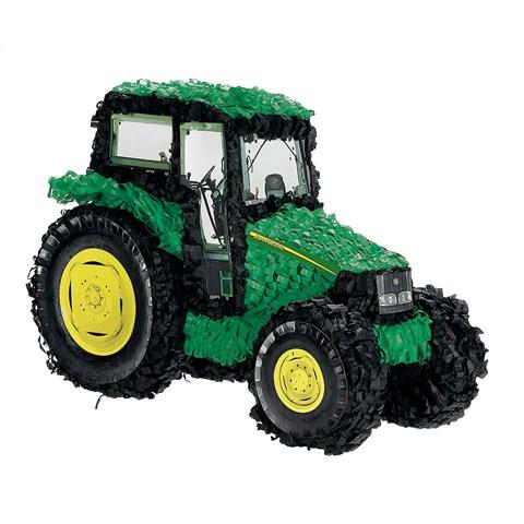 "John Deere Tractor 17"" Pinata"
