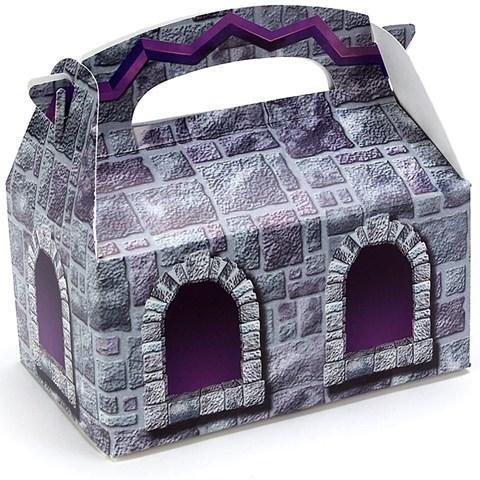 Stone Castle Empty Favor Boxes