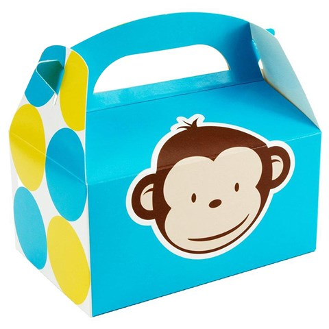 Mod Monkey Empty Favor Boxes