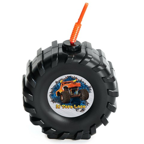 Monster Jam Tire Cups