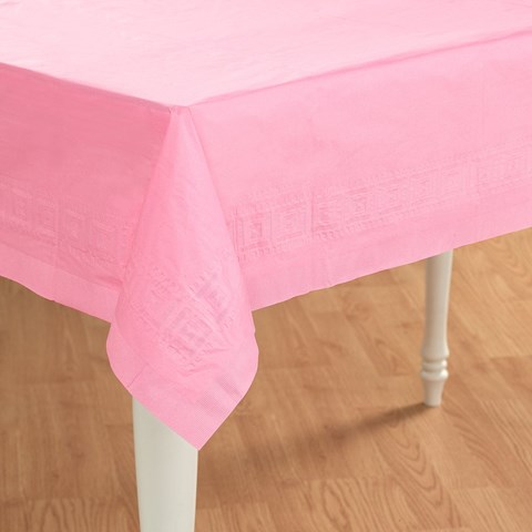 Pretty Pink Tablecover