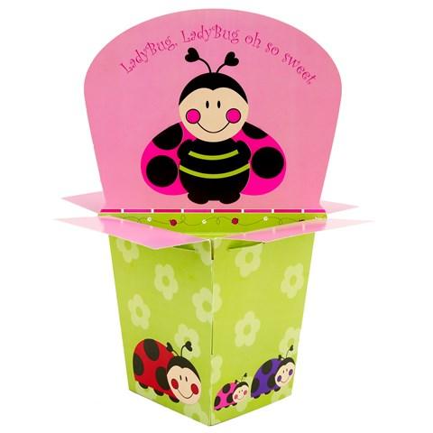 Ladybugs: Oh So Sweet Centerpiece