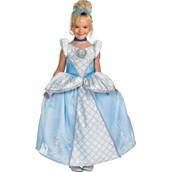 Storybook Cinderella Prestige Toddler / Child Costume