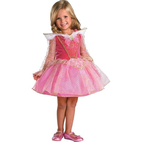 Disney Aurora Ballerina Toddler / Child Costume