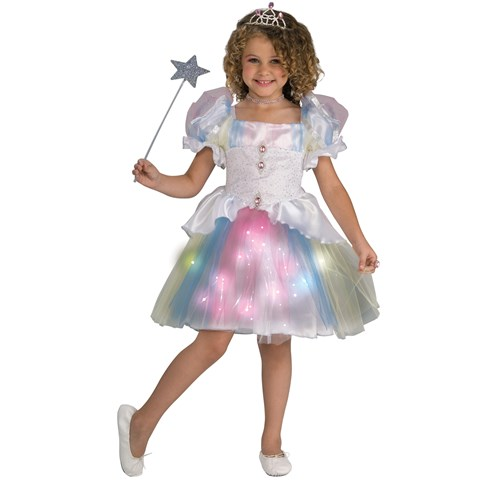 Rainbow Ballerina Toddler / Child Costume