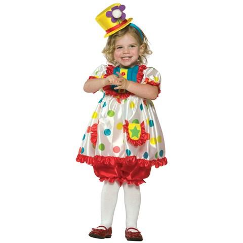 Clown Girl Infant / Toddler Costume