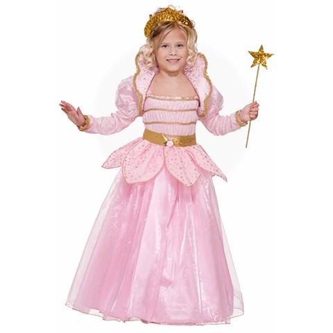 Little Pink Princess Child Costume